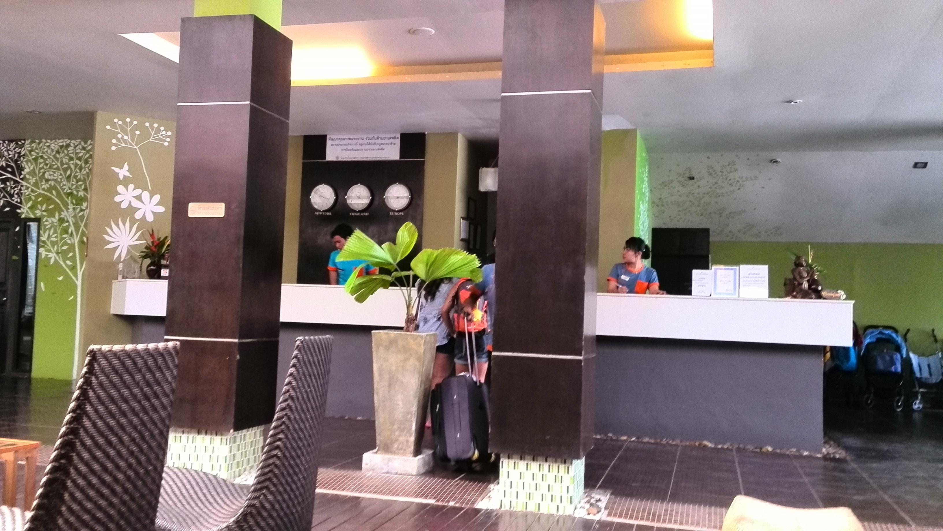 тест: Путешествия с детьми: Таиланд. Наши заметки: Долгая дорога к морю