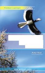 Burung burung agroforest di sumatera-Asep Ayat.pdf