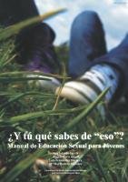 Manual de Educación Sexual - Que Sabes de Eso.pdf