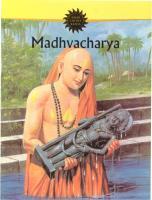 Amar Chitra Katha - Madhvacharya.pdf