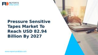 Pressure Sensitive Tapes Market Reports And Data (1).pptx