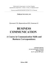 Business communication- A Course in Communication .pdf