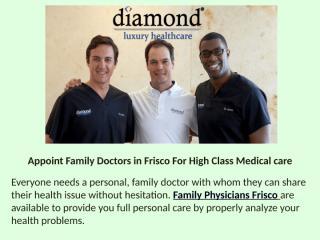Family Physicians Frisco.pptx