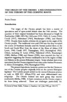 The Origin of the Oromo -- A Reconsideration of the Theory of the Cushitic Roots - Demie.pdf