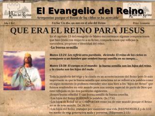 religion o reino.ppt