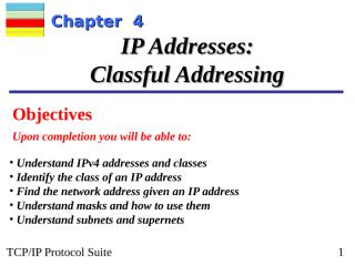 Chap-04 IP Addresses Classful.ppt