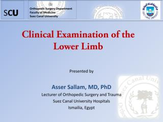 Clinical Examination - Part II (Lower limb).pdf