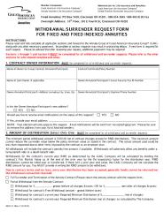 AB2151 - Withdrawal Surrender Request Form for Fixed Annuities 02.16.pdf