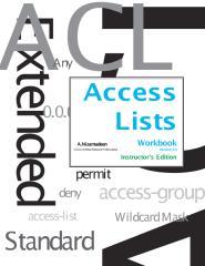 Access List Solution (Workbook).pdf