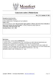Catecismo sobre o Modernismo - Pe. J. B. Lemius, O. M. I..pdf