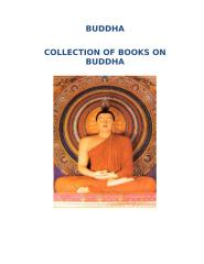 BUDDHA - A Collection of Books.docx