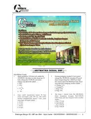 Soal Matematika SMP Aritmatika Sosial.pdf