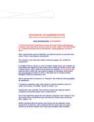 Sedução e Conquista manual parte 3.doc