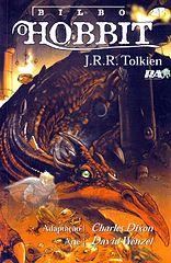 Bilbo - O Hobbit - Tolkien - Devir .cbr