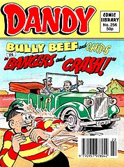 Dandy Comic Library 256 - Bully Beef and Chips in Bangers and Crash (f) (1993) (TGMG).cbz