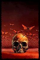 Skull On Earth gif